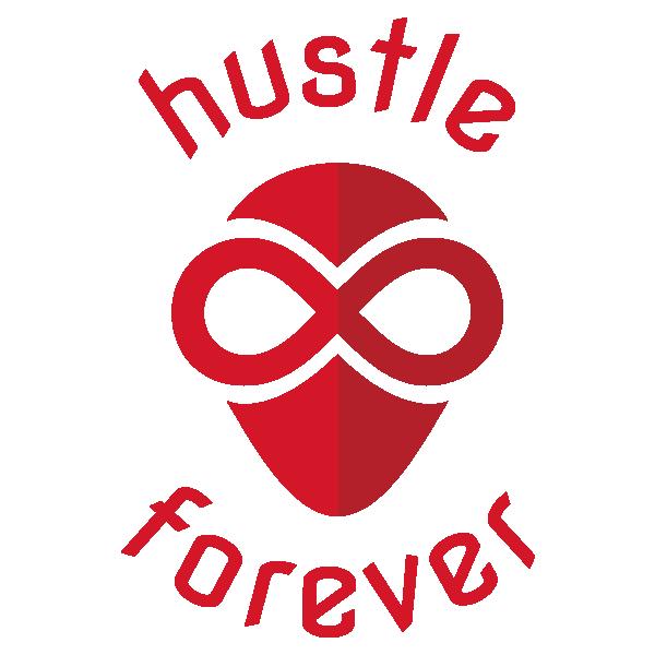 Hustle Forever logo