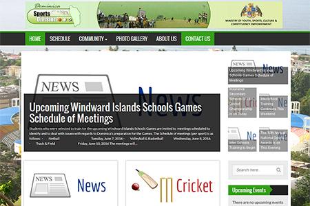 Dominica Sports Division